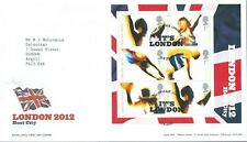 GB FDC First Day Cover London Olympics Successful Bid 2005 - London E15 Pmk