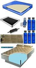 Super Single Semi Wave Waterbed Mattress, Zipper Cover, Liner, Heater & Fill Kit