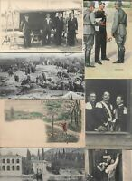 Mixed Lot Postcard Military, RPPC, Different Countries and More Lot of 36 01.09