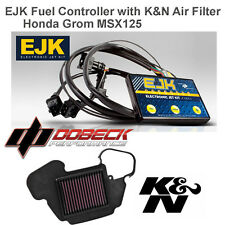Honda Grom 125 MSX125 EJK Fuel Injection Controller tuner K&N Air Filter HA-1313
