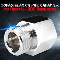 Wassertank Aquarium CO2 Regler CO2 Zylinder Sodastream Stecker Adapter