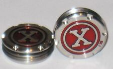 2 Custom Circle X 15-Gram Weights for Titleist Scotty Cameron Putters & Wrench