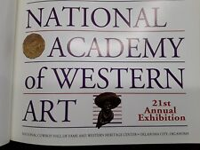 National Academy of Western Art Exibition Book