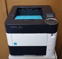 Kyocera FS-4200DN Zä. 173819 S. Laserdrucker Duplex, LAN  SIEHE BILDER