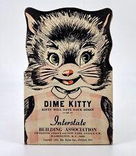 1954 Dime Kitty Bank Coin Holder Washington DC