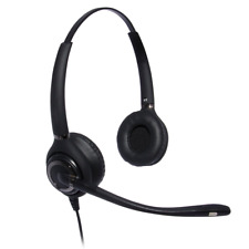 Avaya 1616 Advanced Binaural Noise Cancelling Headset
