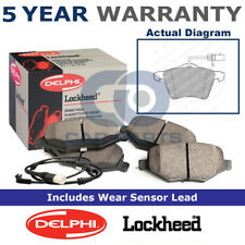 Front Delphi Brake Pads For Ford Galaxy Seat Alhambra VW Sharan 2.0 LP2021