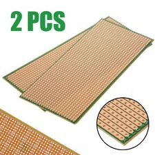 New Listing12mm Pcb Platine Single Side Circuit Perf Board Uncut Durable Quality
