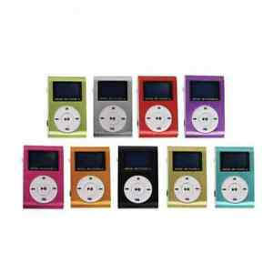 MP3 Mini Style Portable LCD Music Screen Media Player UK 32GB UK Seller Fast Hot