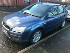 ford focus 1.6 tdci automatic ghia model spares or repair REDUCED