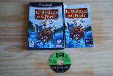 Les rebelles de la Foret pour GameCube