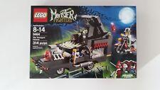 LEGO Vampyre Hearse (9464), Werewolf(9463), Mummy (9462), Swamp Creature (9461)