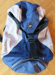 WANDERRUCKSACK Trekking Rucksack verschiedene Taschen Sportrucksack verstellbar