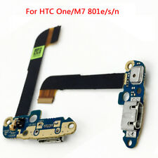 For HTC One M7 USB Charging Port Dock Connector Board Mic Flex Cable Replacement