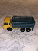 Matchbox Lesney No 4 Stake Truck; Near Mint; no box.