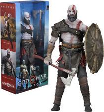 GOD OF WAR (2018) - Kratos 1/4 Scale Action Figure (NECA) #NEW