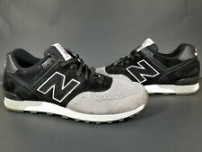 New Balance 576 M576PKG Made In England  Black Grey Sneakers Shoes Mens Size 11