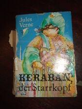 Keraban-L' entêté, J. VERNE, 1967,ddr - Livre pour enfants, P. texte