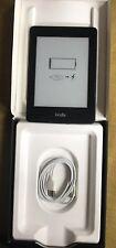 Amazon Kindle Paperwhite, WLAN, 15,2 cm (6 Inch) - Schwarz B007OZO03M