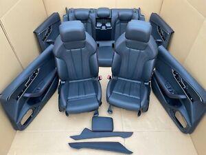 Audi A4 8W S4 S-Line Avant Lederausstattung Leder Sitze leather seats EXCLUSIVE