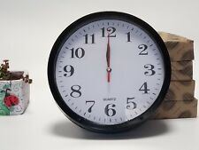 Wall clock modern standard style for waiting o sleeping room__fast free shipping