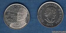 Canada Guerre de 1812 - 25 Cents 2012 Isaac Brock