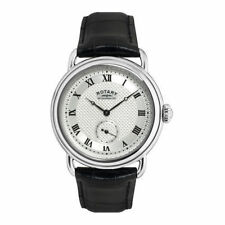 Rotary Mens Vintage as Seen on BBC Sherlock Gs02424/21 Watch - 14 off