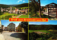 Gruß aus Breitenbrunn / Opf. ,19?? gelaufene AK