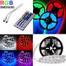 5m 5050 RGB LED Strip 60 Leds/M 300 Leds with 44keys IR Remote Controller