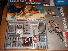 FISCHERTECHNIK Baukasten hobbylabor 1, *Elektronik*,  OVP mit Buch/Blister, TOP