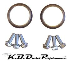 Hardware & Donut Gaskets for Crossover Tube 6.5l Chevy GMC Turbo Diesel 1992-02