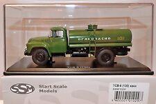 NEU Modell Tankwagen ZIL 130 TCB-6, chacki 1:43, USSR, DDR, in OVP vom SSM