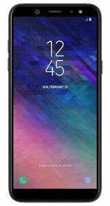 Samsung Galaxy A6 (2018) - 32GB - Schwarz (Ohne Simlock)