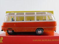 Busch/Espewe 95700 Robur LO 2500 Bus (1961-1964) in orange/weiß 1:87/H0 NEU/OVP