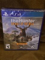 theHunter: 2019 Edition - PlayStation 4 PS4 - Sealed Brand NEW
