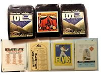 🎵 Country Western  8-Track Tape Lot Factory Sealed  🎼  ELVIS & GRASS ROOTS