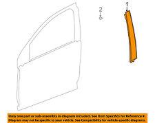 Saturn GM OEM 04-07 Ion Front Door-Applique Window Trim Right 22720376