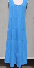 Cotton Blend Casual Plus Size Maxi Dresses for Women