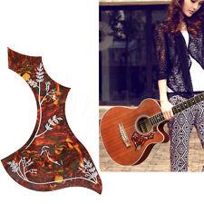 1Pcs Acoustic Guitar Anti-Scratch Folk Pickguard Guard Plate Guitar Parts Decor