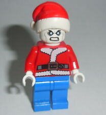 SUPER HEROES Villains of Christmas MR FREEZE SANTA 76000 Genuine Lego Parts