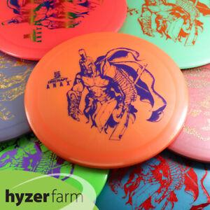 Discraft MCBETH BIG Z ANAX *pick your color & weight* Hyzer Farm BIGZ disc golf