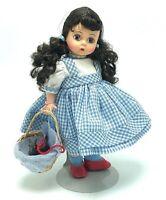 Madame Alexander | Vintage Dorothy Wizard of Oz Doll & Toto | Storyland Classics