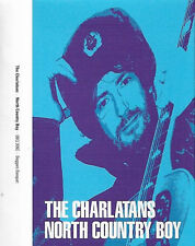 Charlatans North Country Boy CASSETTE SINGLE Beggars Banquet BBQ 309C Indie