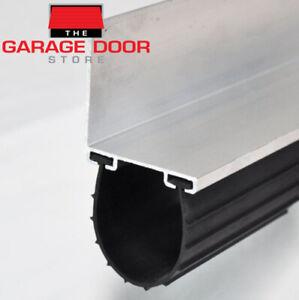 GARAGE DOOR WEATHER SEAL & STEEL RETAINER KIT - ONE CAR GARAGE DOOR - 3 METERS