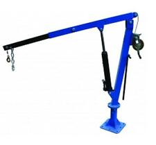 Warehouse Workshop Hydraulic Utility Crane Hoist With Winch 2 IN 1PART NO = 2069