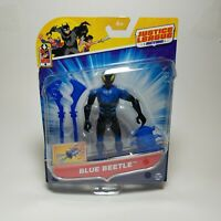 DC Justice League Action BLUE BEETLE 4.5 inch POWER CONNECTS Action Figure - NEW