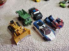 Lot of 5 random transformers optimus prime (#1)