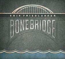 Audio CD: Bonebridge, Erik Friedlander. Good Cond. . 859705547316