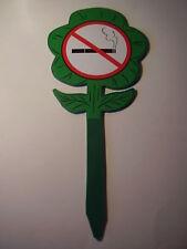 No Smoking-Yard Sign-Garden Sign-Lawn sign-No Smoke