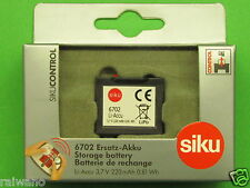 1:32 Siku Control 6702 Ersatz Akku Blitzversand per DHL-Paket